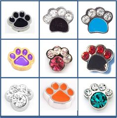 Choose your favorite charms to personalize your Floating Locket. It depends on the size of the charm to know how many will fit in a locket. Check out example pictures to see how they fit:)
