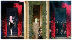 Fashion and Flowers: Thierry Boutemy, florista de alta costura