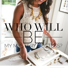 Forget the Super Bowl Squares!  I'm giving away FREE and HALF OFF Stella & Dot to ONE lucky winner!  Shop in my Mystery Hostess trunk show and earn one entry for every $25 you spend!  Use the link in my profile!  www.stelladot.com/ts/hbkd6
