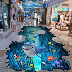 14 Amazing Floors That Look Like Water The Ocean And