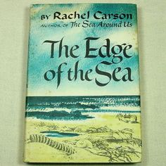 The Edge of the Sea Rachel Carson 1955 First by KilpatrickOnline