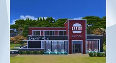 Check out this lot in The Sims 4 Gallery! - ★STOPSTEALING★DO NOT RE-UPLOAD( re-edit or not)    ▶NO CC ▶ I used bb.moveobjects on #sims4#new#gamepack#dineout#nocc#red#black#burger#icecream#bread#brunch#chef#manager#willowcreek#oasissprings#newcreast#cook#한국#레스토랑#restaurant#juice#Western#fast#food#delicious#modern#basic#bakery#coffee#gettowork#gettogether#family#windenburg