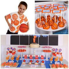 Basketball Party Ideas | Spoonful