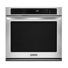lowes kitchenaid 27-in self-cleaning convection microwave wall