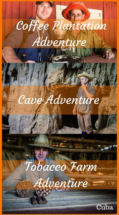 Off the beaten path in Cuba. Explore Coffee Plantations, Caves and Tobacco Farms. If your looking for an adventure in Cuba this one is for you! Click to read about the full travel blog adventure in Cuba at http://www.divergenttravelers.com/horseback-riding-vinales-valley-cuba/