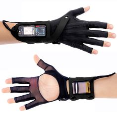 Pre-order your mi.mu gloves now and be one of the first to receive a pair in the spring of 2016.  Please note we only have a very limited batch of gloves so make sure to put your order in soon. The price includes- 1 pair of mi.mu gloves- all the hardware you need to use the gloves out of the box (router, cables etc.)*- our dedicated Glover software that is compatible with Mac and Windows**- a range of Ableton Live presets to get you started- a carry case for your glove...