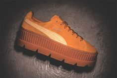 25e67df021d Allegedly This is What Rihanna s New Creepers Will Look Like. First look at the  Rihanna x Puma ...