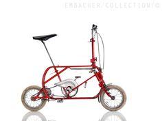 T&C  Bici de bolsillo!