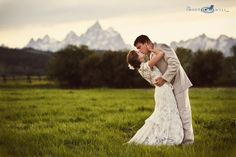 Jackson Hole Wedding Photography & Engagement Portraits | Imagewell Photography