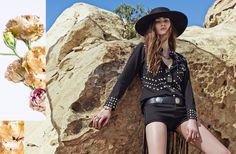 Score festival ready studded jackets, crochet tops, suede booties, fringe shorts and more. Nasty Gals do festivals better!