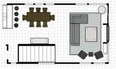 LAYOUT FOR LIVING ROOM RUG PLACEMENT