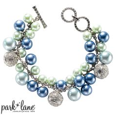 Luscious Bracelet | Love Park Lane Fashion? Contact me to host a party or purchase the finest Fashion Jewelry!