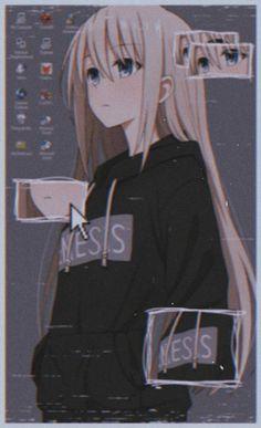 Anime Girl wallpaper by Tiavinours - 217e - Free on ZEDGE™