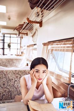 Tao Xinran graces fashion magazine | China Entertainment News