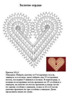 Heart with diagram #07