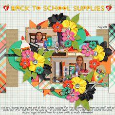 Using Back to School by Studio Flergs…