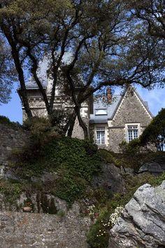 Noirmoutier, houses