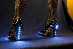 high heels led lights - Google Search