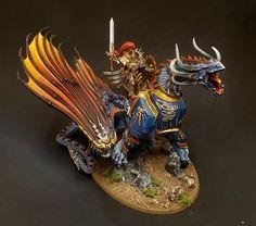Age of Sigmar   Stormcast Eternals   Stardrake #warhammer #ageofsigmar #aos…
