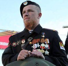 Герой Донбасса Арсен Павлов (позывной «Моторола») .