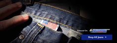 jeans made in the USA
