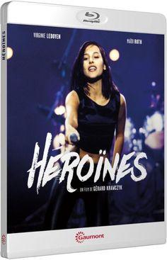 Héroïnes avec Virginie Ledoyen - BLU-RAY