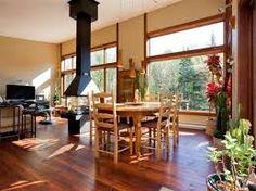 Résultats de recherche d'images pour «foyer quatre face pour salon et cuisine»