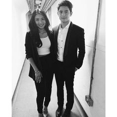 Mr. And Mrs. Reid.. :) #JaDine  #JamesReid  #NadineLustre  #OTWOLista  #ShowtimeAnimversary
