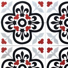 Encaustic cement tiles -Stock Online. Immediate shipment worldwide