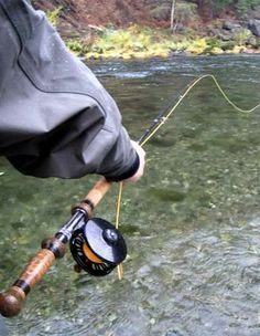 Photo of our typical standard build rod. #flyfishing
