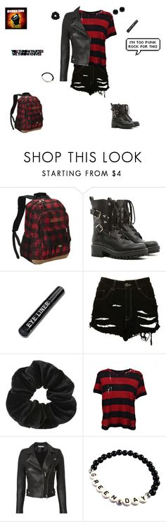 """""""Gloria"""" by falloutromanceandthecellabration ❤ liked on Polyvore featuring Eastsport, RED Valentino, The Ragged Priest, Miss Selfridge, AMIRI, IRO and Kate Spade"""