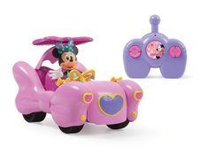 IMC TOYS Grande Cabriolet RC de Minnie Fashionista - Garçon - a partir de 3 ans - Livré a l'unité Cabriolet, Minnie, Children, Vehicles, Young Children, Boys, Kids, Child, Kids Part