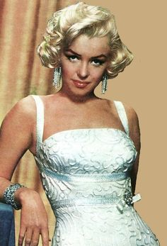 Marilyn in a publicity still for How To Marry A Millionaire in 1953.