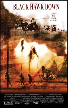 Black Hawk Down (2001) | The Mind Reels