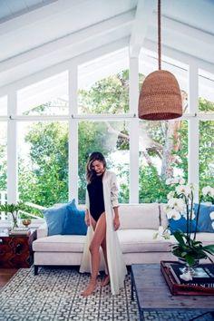 Inside Miranda Kerr's Malibu Beach House | MyDomaine AU