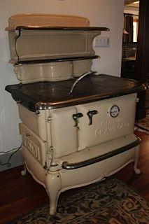 Century Crawford Cook Stove