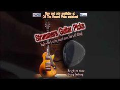 Guitar Picks, Youtube, Youtubers, Youtube Movies