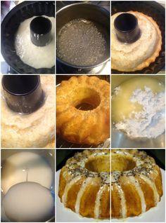 κέικ λεμόνι, γλάσο λεμονιού Doughnut, Sweets, Cookies, Cake, Desserts, Food, Crack Crackers, Tailgate Desserts, Deserts