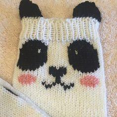 Check Meowt! – Girly Knits Knits, Panda, Beanie, Girly, Knitting, Check, Pattern, Long Scarf, Women's