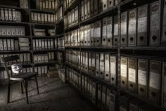 Library of mystery