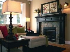 Emily Hagerman Design: Cozy by the Fire...