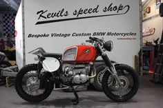 "Bmw R80/7 ""Husky!"" by Kevils Speed Shop"