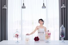 Wedding Accessories | Wedding flower feast | FleuriFleuri Co., Ltd. | Fabric Flowers