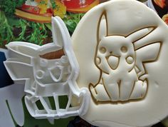 Pokemon Pikachu Cookie Cutter $10.90 | 42 Fandom Inspired Kitchen Items You Didn't Know You Needed