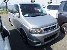 Honda Stepwagon RF5 Spada London UK
