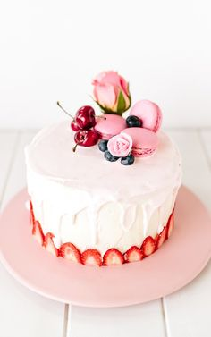 Easy birthday cake d