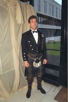Mel Gibson in Buchanan Hunting.