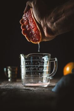 Citrus Sting Cocktail, food photography, food styling