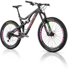 Bronson-C! Santa Cruz Bicycles I want!!