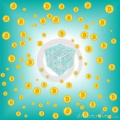 Bitcoin block found.